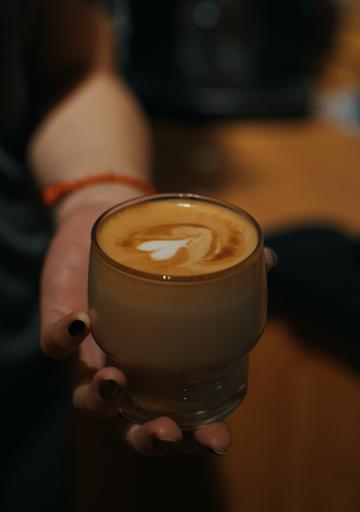 De magische kracht van GEMBER latte